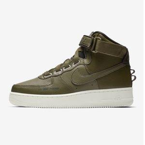 Nike Women Air Force HI Utility
